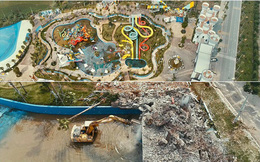 Chủ tịch Hà Nội giao Thanh tra làm rõ quy trình, thủ tục cưỡng chế công viên nước Thanh Hà