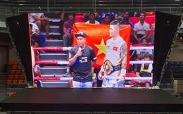 Trương Đình Hoàng hạ gục võ sĩ Thái Lan ngay hiệp 2, lập cột mốc lịch sử cho võ Việt Nam