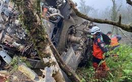 Nguyên nhân vụ rơi máy bay khiến tướng Đài Loan thiệt mạng