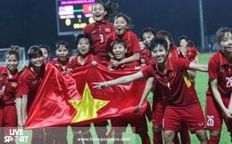 Báo châu Á: Đẳng cấp và ý chí của tuyển nữ Việt Nam khác biệt Thái Lan