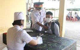 Trở về từ vùng dịch Covid-19, nam thanh niên ở Quảng Trị bị sốt, viêm đường hô hấp trên