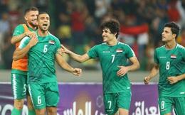 BẤT NGỜ: Đội tuyển Iraq thông báo hủy đấu giao hữu với tuyển Việt Nam