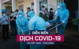 Diễn biến dịch Covid-19 tại Việt Nam: 120 người được rời khỏi khu cách ly phòng dịch bệnh Covid-19 ở Lạng Sơn