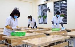 Hà Nội: 100% các trường học hoàn thành phun thuốc khử trùng, tiêu độc đợt 3