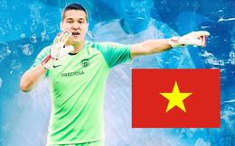 """Thủ môn Việt kiều Filip Nguyễn: """"Tôi muốn cùng ĐT Việt Nam chơi bóng tại World Cup"""""""