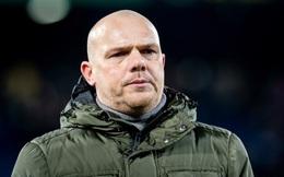 HLV Heerenveen thất vọng, thừa nhận sai lầm giữa thời điểm bị chỉ trích vì quá bảo thủ