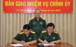 Bộ Quốc phòng bổ nhiệm nhân sự 4 Quân khu