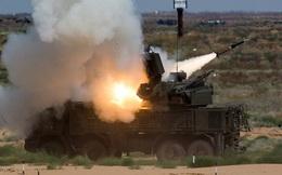 Pantsir-S1 Syria phóng 9 quả đạn mới chặn nổi 1 tên lửa Israel?
