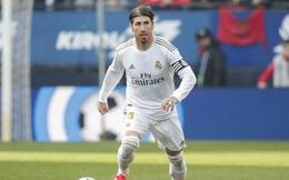 Real Madrid phá lệ, làm điều chưa từng có với Ramos