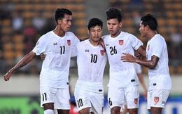 FIFA điều tra nghi án Myanmar bán độ ở vòng loại World Cup 2022