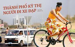 'Tông cho phát bây giờ': Câu chuyện về thành phố 'kém xanh' bậc nhất thế giới, nơi xe đạp bị kỳ thị gay gắt còn ô tô cũ nát ngập tràn