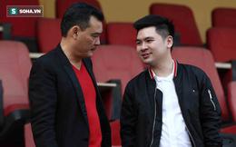 """Con trai sinh năm 1995 của bầu Hiển: """"Chủ tịch CLB Hà Nội là vị trí rất áp lực"""""""