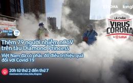Bản tin đặc biệt tối 19/2: Việt Nam đã có phác đồ điều trị hiệu quả đối với Covid-19