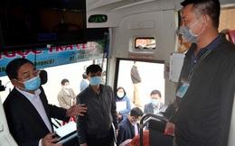 Cần tổ chức tập huấn cho lái xe, phụ xe các biện pháp phòng chống dịch bệnh Covid-19