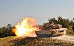 Xe tăng Mỹ bất ngờ quay lại Syria, tình hình Trung Đông đột ngột căng thẳng