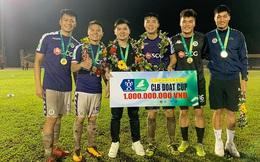 Than khó vì bị hoãn lịch đá Siêu cúp nhưng sếp lớn Hà Nội FC vẫn ủng hộ chống virus corona