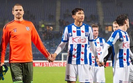 """CĐV Hà Lan nổi đóa vì fan Việt """"quậy phá"""", cứ nhắc tên Văn Hậu sau khi Heerenveen bại trận"""