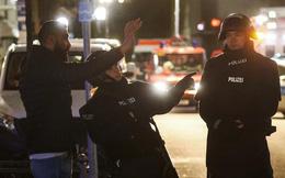 Xả súng điên loạn vào 2 quán bar ở Đức, 8 người thiệt mạng