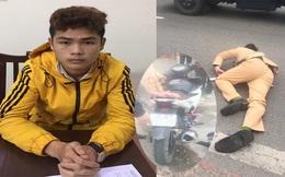 """Chở bạn gái lao xe vào CSGT, nam thanh niên đi Exciter có thể bị khởi tố tội """"Giết người""""?"""