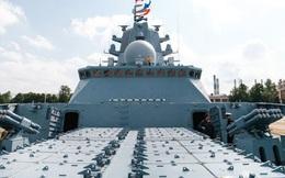 Hải quân Nga sắp có thêm tàu chiến cực mạnh