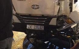 Vượt đèn đỏ ở giao lộ, thanh niên gặp tai nạn thảm khốc