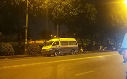Tá hỏa 1 thi thể nam giới cháy đen dưới chân cầu vượt Sóng Thần ở Sài Gòn
