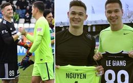 Sau Filip Nguyễn, thêm một thủ môn Việt kiều được định giá cao hơn Đặng Văn Lâm