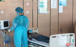 """Bệnh nhân mắc Covid-19 thứ 16 đang điều trị tại """"tâm dịch"""" đã có xét nghiệm âm tính lần 1"""