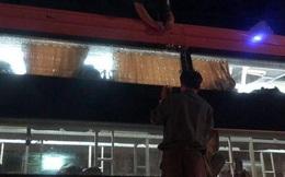 Hàng loạt xe khách Phương Trang, Phước Thiện, Cúc Tùng... bị người lạ ném đá vỡ kính trong đêm ở Đồng Nai