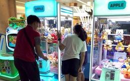 Thái Lan cấm tiệt máy gắp thú bông trên toàn quốc