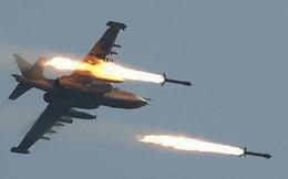 """""""Sát thủ diệt tăng"""" Su-25 đánh trận Idlib, thiết giáp Thổ Nhĩ Kỳ nguy to?"""