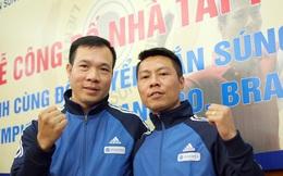 """Hai xạ thủ Hoàng Xuân Vinh và Trần Quốc Cường """"mắc kẹt"""" ở Hàn Quốc"""