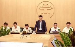 Chủ tịch UBND TP Hà Nội Nguyễn Đức Chung: Kiểm soát chặt chẽ các trường hợp đi về từ vùng dịch Daegu, Hàn Quốc