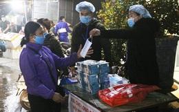 Bảo đảm an toàn tại chợ Long Biên