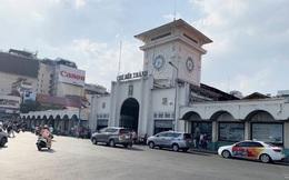 """Ai là người đã treo băng rôn """"Nơi dừng đón, trả khách"""" ở chợ Bến Thành, TP HCM khiến nhiều tài xế bị phạt oan?"""