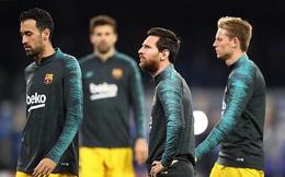 """Barcelona """"chết hụt"""" trong ngày Messi im tiếng; Bayern Munich hủy diệt Chelsea"""