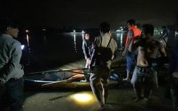 Lật ghe chở 11 người qua sông Thu Bồn, 5 người mất tích
