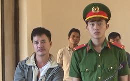 Kẻ chém cán bộ thanh tra giao thông lãnh án 4 năm tù