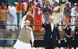 """Kết quả """"chìm"""", """"nổi"""" và nguyên nhân không được nhắc tới trong chuyến thăm Ấn Độ của ông Trump"""