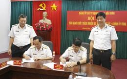 Bổ nhiệm Bí thư Đảng ủy, Chính ủy Vùng 4 Hải quân