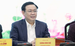 Bí thư Thành ủy Hà Nội Vương Đình Huệ làm việc với Mặt trận Tổ quốc Việt Nam Thành phố Hà Nội