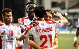 KẾT THÚC TP.HCM 1-2 Hà Nội FC: Công Phượng làm nhưng đồng đội phá, chủ nhà lỡ danh hiệu lịch sử
