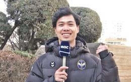 """Công Phượng: Ký ức MC thời tiết ở Hàn Quốc và dấu hỏi về """"mục tiêu lớn"""" còn dang dở"""