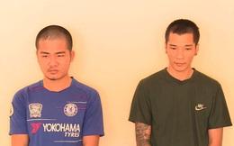 Tạm giữ hình sự nhóm 2 thanh niên đi xe phân khối lớn, thủ hung khí, cướp giật hơn 30 vụ ở Đồng Nai
