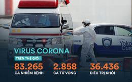 Covid-19: Hàn Quốc vượt 2.000 ca nhiễm, Italy tăng lên 650 ca; Mỹ tính dùng bộ luật thời chiến tranh Triều Tiên