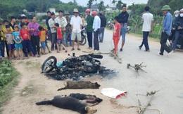 Vụ trộm chó bị đốt xe, đánh tử vong: Cả 2 đã từng bị đánh vì đi trộm chó
