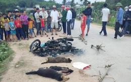 Vụ trộm chó bị đốt xe, đánh tử vong: Triệu tập nhiều người vẫn chưa tìm ra nghi phạm gây án
