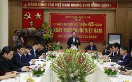 Bí thư Thành ủy Vương Đình Huệ: Chuẩn bị sẵn sàng cơ sở vật chất để phòng, chống dịch Covid-19
