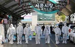 Người phụ nữ về từ vùng dịch Deagu ở Hàn Quốc bỏ đi khỏi nơi lưu trú sau nhiều lần vận động cách ly