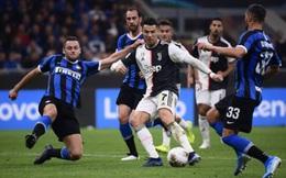 Trận cầu đinh Juventus-Inter Milan đấu kín vì dịch COVID-19